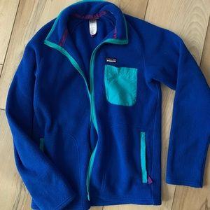 Men's small Patagonia full zip sweater